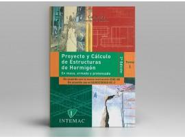 PROYECTO Y CÁLCULO DE ESTRUCTURAS DE HORMIGÓN - TOMOS 1 Y 2